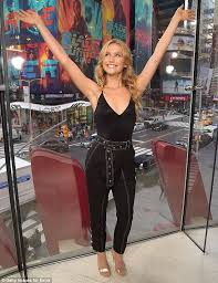 sailor brinkley cook stops extra york daily mail