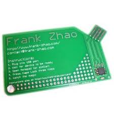 What Makes A Great Business Card - usb pcb business card arduino and electronics projects