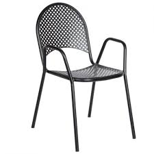 Steel Patio Furniture Sets - metal chair design crowdbuild for