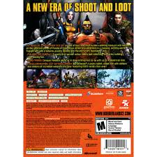 borderlands 2 xbox 360 pre owned walmart com