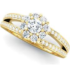 Gold Wedding Rings by Gold Wedding Rings Gold Engagement Ring Diamond