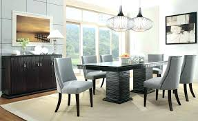 contemporary kitchen table chairs modern dining room tables lesdonheures com