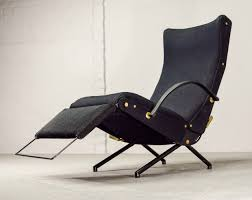 iconic chairs iconic first edition osvaldo borsani p40 adjustable lounge chair