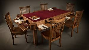 Gaming Setup Maker Geek Chic The Folks That Make Those Badass Gaming Tables They