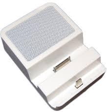 Apple Lighting Dock Speaker Dock U0026 Charger For Your Iphone Ipad And Ipod