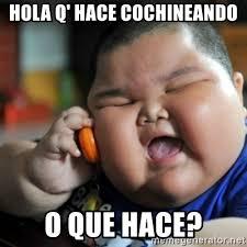 Memes Hola - imagenes de hola q hace mne vse pohuj
