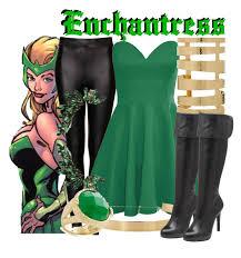 Enchantress Halloween Costume Amora Enchantress