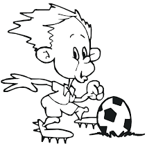 Soccer Coloring Pages Printable Soccer Coloring Pages Soccer Soccer Coloring Page