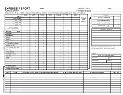 Business Expenses Spreadsheet Template Sample Business Expense Report Dingliyeya Spreadsheet Templates