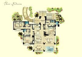 villa house plans luxury villa design plans southwestobits