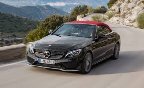 convertible mercedes 2017 first look 2017 mercedes amg c43 cabriolet testdriven tv