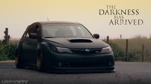 subaru wrx hatchback modified car picker black subaru wrx sti