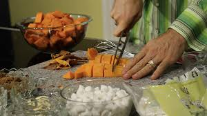 thanksgiving yams with marshmallows recipe southern candied yams vegan man style conscious living tv