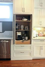 kitchen appliance storage ideas bathroom counter storage ideas best kitchen appliance storage ideas