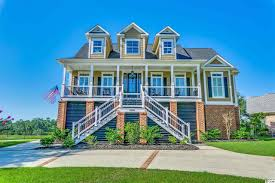 south carolina waterfront property in myrtle beach surfside beach raised beach detached little river sc 3yd ccarsc 1716087