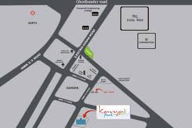650 sq ft 1 bhk 2t apartment for sale in kavya park thane west mumbai