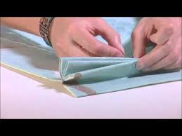 How To Measure For Pinch Pleat Drapes How To Make A Pinch Pleat Curtain Academy Youtube