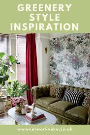 Modern Living Room Designs 2017 79 Best Greenery Pantone 2017 Images On Pinterest Pantone