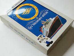Mickey Mouse Photo Album Disney Cruise Line My Memory Book Foldable Photo Album Mickey