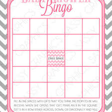 baby shower gift bingo best baby bingo cards products on wanelo