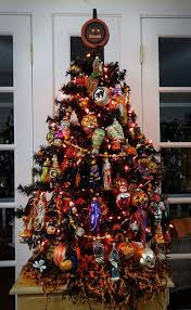 halloween tree ornaments ideas for a halloween party cheap