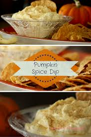 pumpkin spice dip appetizer confessions of a mommyaholic