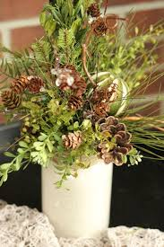Rustic Center Pieces The 25 Best Pinecone Centerpiece Ideas On Pinterest White