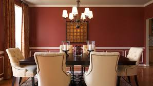 dining red dining ideas with walls in room picture beautiful red