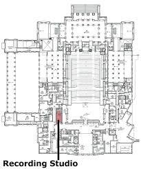 recording studio floor plan all about the schermerhorn symphony center part 2 u2013 adaptistration