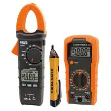 klein tools meter and tester kit 3 z00035 the home depot