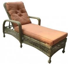 Outdoor Wicker Chaise Lounge Outdoor Wicker Chaise Lounges Kozy Kingdom