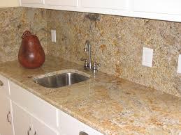 granite countertop kitchen cabinets fireclay tile backsplash
