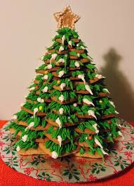 domestic sluttery baking for beginners 3d gingerbread christmas tree