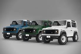 land rover bespoke arkonik origins custom land rover defenders hiconsumption