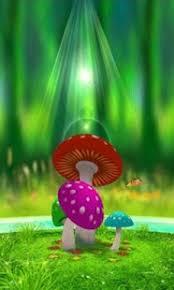 wallpaper 3d mushroom download 3d mushrooms live wallpaper google play softwares