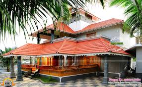 Kerala Old Home Design by Luxury Bungalow Exterior Kerala Home Design Siddu Buzz Online