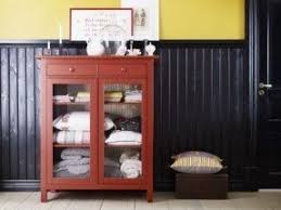 Ikea Solid Wood Cabinets Solid Wood Linen Cabinet Foter