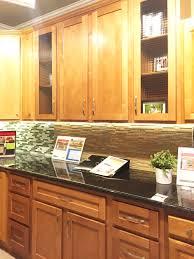 Maple Shaker Kitchen Cabinets Builder Shaker Maple Ginger