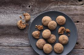 the chew com recipes thanksgiving sugar and spice dusted ginger chew cookies recipe myrecipes