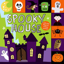 halloween scene clipart book detail priddy books