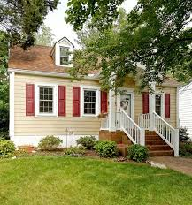 small brick homes ranch style house exterior colors tan house