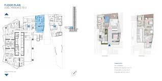 Podium Floor Plan stella maris tower floor plans dubai marina
