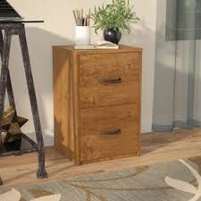 real wood file cabinet wood filing cabinets you ll love