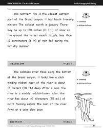 awesome collection of paragraph editing worksheets for your