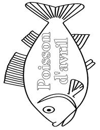 poisson davril a colorier dessincoloriage