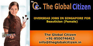 Beautician Jobs Jobs Opening In Singapore For Beautician Female Overseas Jobs