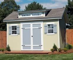 Summer Garden Sheds - turn your shed into a summer living room or backyard den