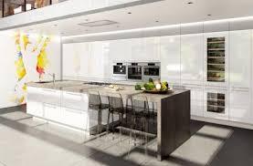 cuisine moderne ilot cuisine avec ilot robinsuites co with regard to cuisine moderne ilot