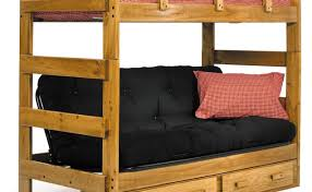 Bunk Bed With Table Underneath Sofa Remarkable Wooden Bunk Bed With Sofa Underneath Gorgeous 50