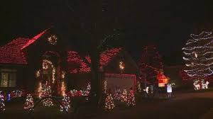 large christmas light display in richmond helping local food bank